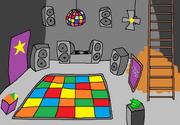 New dance club by Luismi C3a