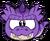 Puffle trex morado