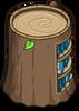 Stump Bookcase sprite 048