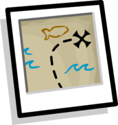 Treasure Map background clothing icon ID 960