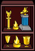 Trophy Shelf furniture icon