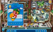 (Club Penguin - Meibunny) I met Rookie!!!.