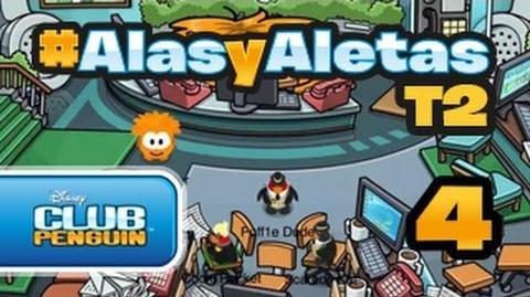 AlasyAletas Operación Puffle Parte 2