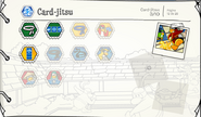 Card jitsu
