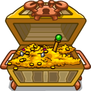Cofre del Tesoro de los Cangrejos 1