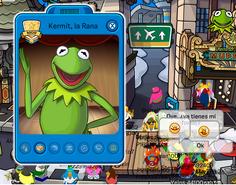 Encuentro con Kermit en Ballena Azul