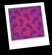 Fluffy Stuffie Background icon