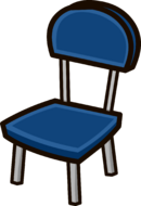 Judge's Chair furniture icon ID 823