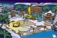 La Bahía durante la Fiesta de Navidad 2012