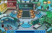 Nueva sala de comando