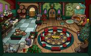 Pizzeria navideña2013