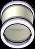 Short Puffle Tube sprite 036