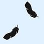 Tela Plumas icono