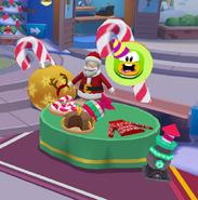 Tienda de Navidad Exterior