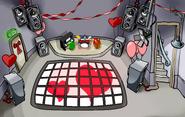Valentine's Day Celebration Night Club