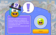 Diálogo Fiesta de la Isla de Club Penguin 11