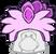 Gorro de Puffle Estegosaurio icono