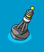 Grey Buoy