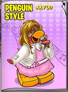 Penguin Style July 2009