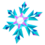 Supplies Magic Snowflake icon