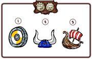 Viking pin You Decide