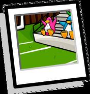 Football Background icon
