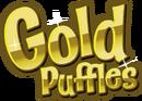Gold Puffles Logo