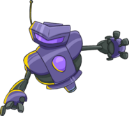 Marvel Super Hero Takeover Pre Login Robot 001