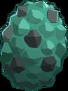 Prehistoric 2014 Eggs Triceratops Green