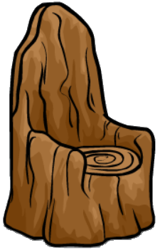 File:Tree Stump Chair.PNG
