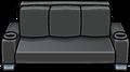 Black Designer Couch sprite 001
