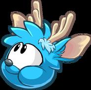 Blue Deer Puffle PH Player Card