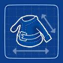Blueprint Santa Suit icon