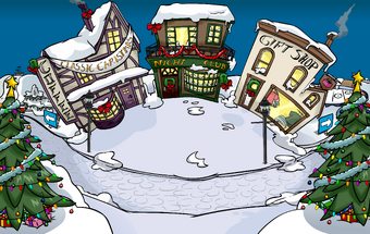 Christmas Party 2007 | Club Penguin