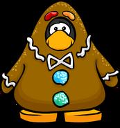 Gingerbread Costume PC