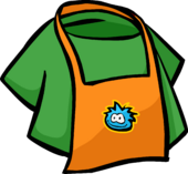 Pet Shop Staff Apron clothing icon ID 4063