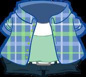 Plaidasaurus Shirt icon