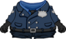 Police Gear clothing icon ID 4839