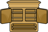 Cabinet sprite 005