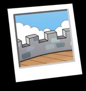 Castle Background icon