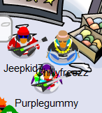 Me, Jeep and Purple!