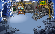 Mine Cave In