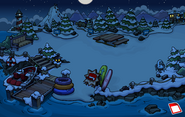 Operation Puffle Dock