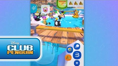 Project Super Secret - October Update Disney Club Penguin