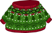Aunt Arctic Sweater icon