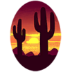 Decal Sunset icon
