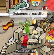 Encuentro con Kermit en Yeti
