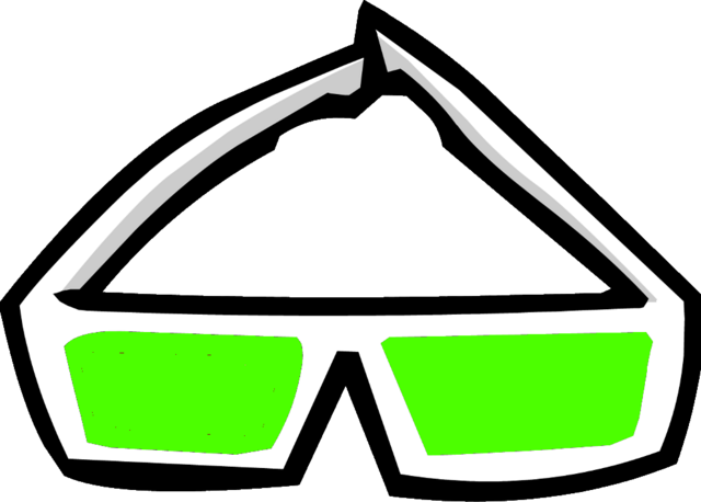 File:Lime Green Glasses.PNG