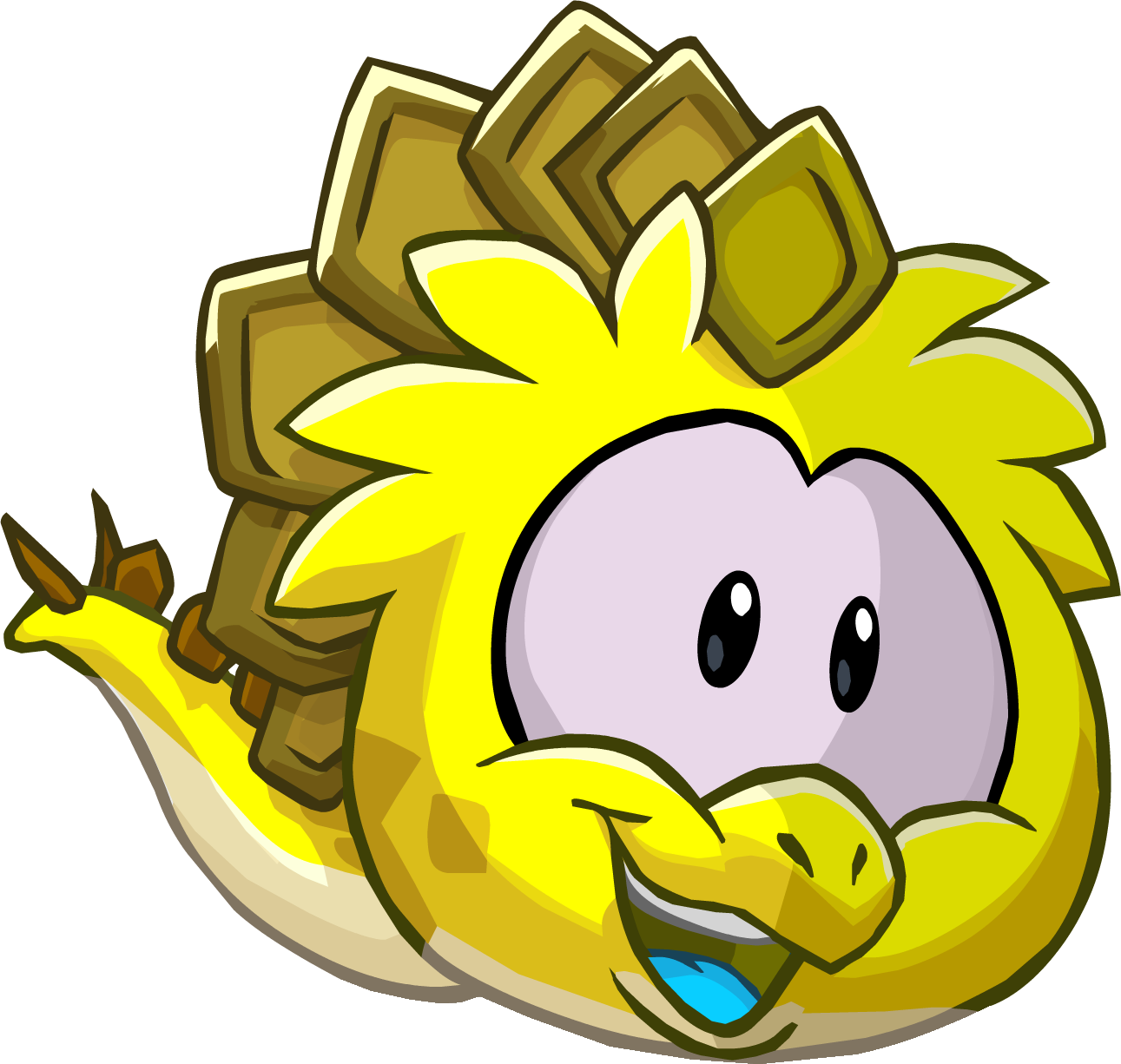 Dinopuffle | Club Penguin Wiki | FANDOM powered by Wikia