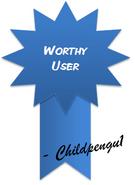 Worthy user